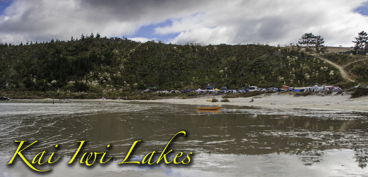 Kai Iwi Lakes where to stay